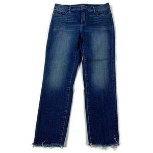 Lucky Brand High Rise Hayden Cropped Jeans